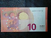 10,-Euro-Banknote