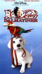 102 Dalmatiner [VHS]