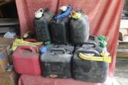12 Kraftstoffkanister, Benzinkanister
