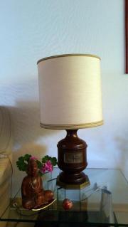 2 edle Tischlampen