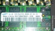 2 GB DDR3