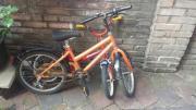 2 Kinder Fahrräder