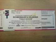 2 Konzertkarten Schmidbauer &