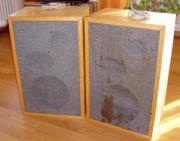2 Lautspecher-Boxen