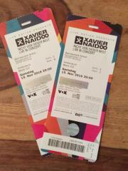 2 Tickets fürXavier