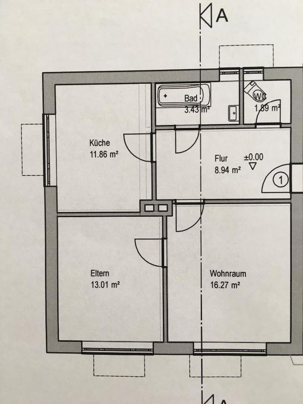 2 zimmer wohnung im sch nen teil freimanns in m nchen. Black Bedroom Furniture Sets. Home Design Ideas
