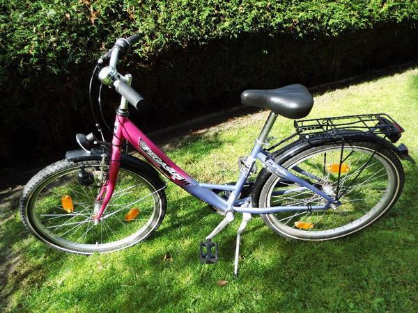 24 zoll fahrrad pegasus 3 g nge r cktritt in berlin. Black Bedroom Furniture Sets. Home Design Ideas
