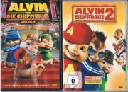 2DVD-FILM - ALVIN