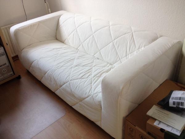 2er sofa klippan ikea in bonn ikea m bel kaufen und verkaufen ber private kleinanzeigen. Black Bedroom Furniture Sets. Home Design Ideas