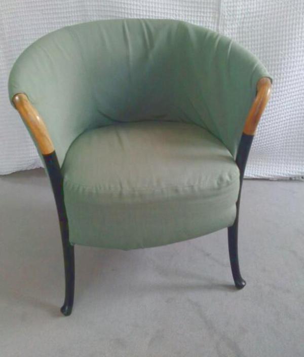 2x giorgetti sessel klassiker in stuttgart. Black Bedroom Furniture Sets. Home Design Ideas
