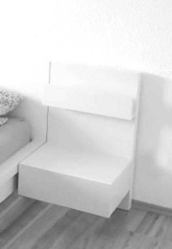 nachttisch weiss kaufen gebraucht und g nstig. Black Bedroom Furniture Sets. Home Design Ideas