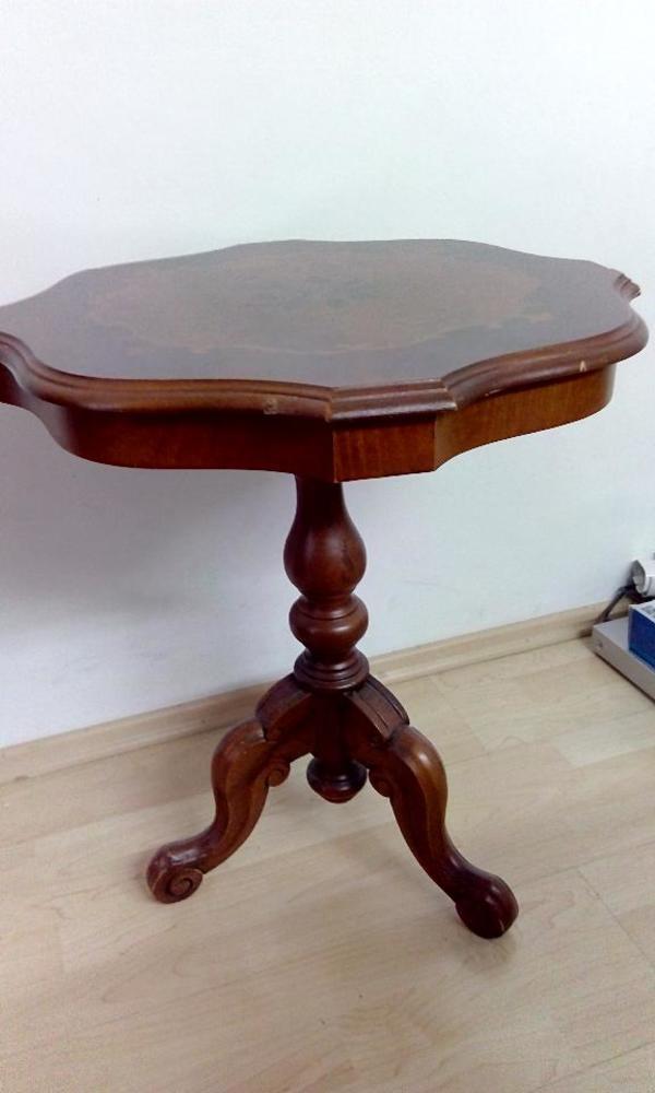 intarsien tisch  neu und gebraucht kaufen bei dhd24com