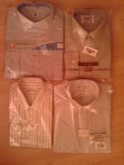 3 Herren-Oberhemden (