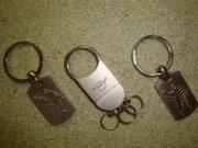3 Schlüsselanhänger