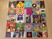 32 Schallplatten, Schallplatte,