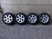 4 Alufelgen Opel