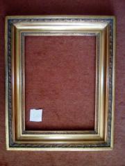 antiker bilderrahmen in m nchen sammlungen seltenes g nstig kaufen. Black Bedroom Furniture Sets. Home Design Ideas