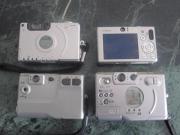 4 Canon Cameras
