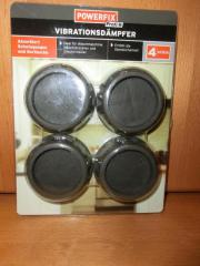 4 Stück Vibrationsdämpfer,