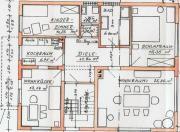 4 Zimmer, Küche,
