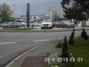 400qm Autoplatz Autohandelsplatz