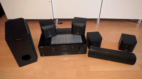 yamaha heimkino gebraucht kaufen nur 2 st bis 60 g nstiger. Black Bedroom Furniture Sets. Home Design Ideas
