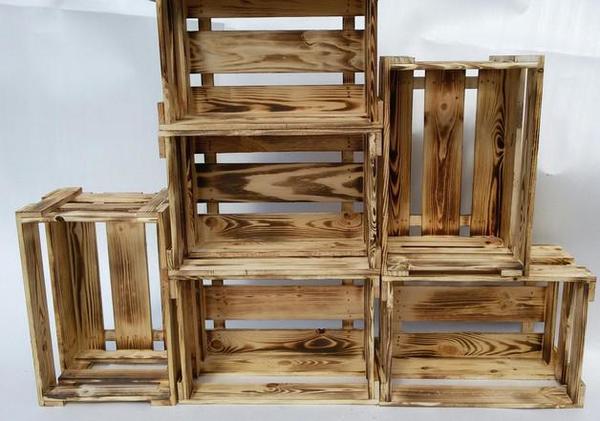 holzkiste neu und gebraucht kaufen bei. Black Bedroom Furniture Sets. Home Design Ideas