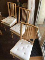 6 x Esszimmerstühle