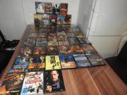 61 DVDs Sammlung