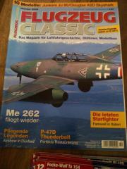 70 Flugzeug-Classic