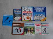 8 Bücher über