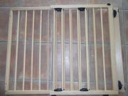 Absperrgitter / Treppenschutzgitter Geuther