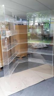 acrylglas regal haushalt m bel gebraucht und neu kaufen. Black Bedroom Furniture Sets. Home Design Ideas