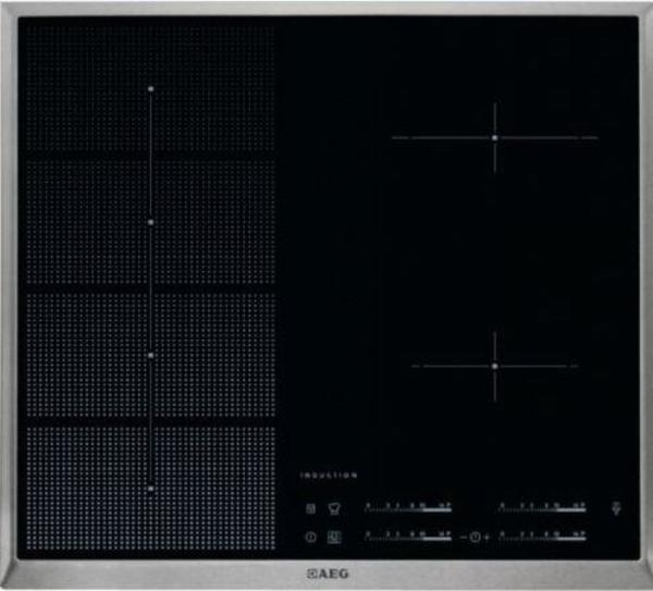 aeg hkp65410xb induktion kochfeld in g ppingen. Black Bedroom Furniture Sets. Home Design Ideas