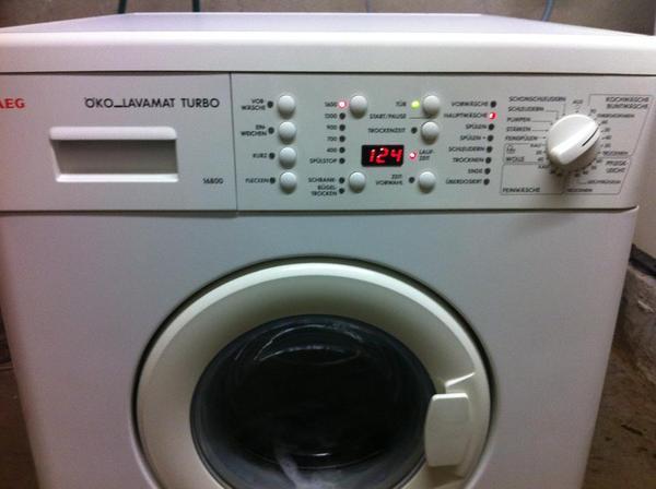 aeg ko lavamat 16800 turbo in frankfurt waschmaschinen kaufen und verkaufen ber private. Black Bedroom Furniture Sets. Home Design Ideas