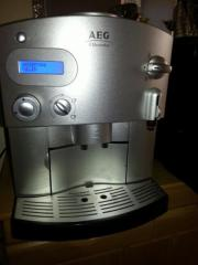 aeg vollautamatik kaffemaschine