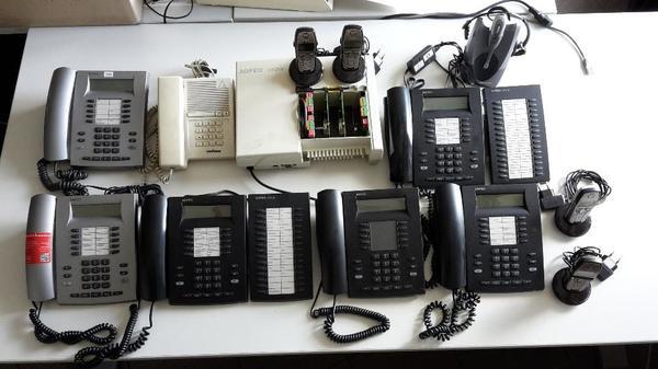 gebraucht telefonanlage agfeo