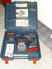 Akkuschrauber(Bosch)GSR/