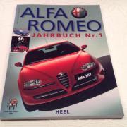 Alfa Romeo Jahrbuch