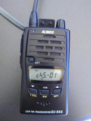 Alinco DJ-S45