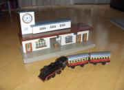 Alte Eisenbahn, alte