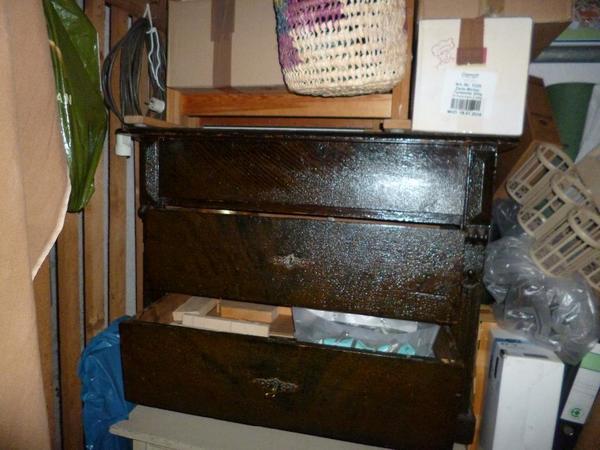 alte schublade kaufen gebraucht und g nstig. Black Bedroom Furniture Sets. Home Design Ideas