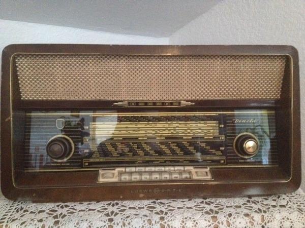 radio tuner altes l we opta vineta radio. Black Bedroom Furniture Sets. Home Design Ideas