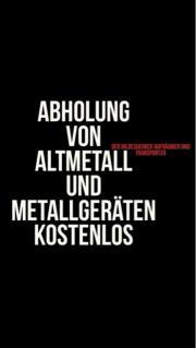 Altmetall und Schrott