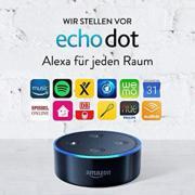 Amazon Echo Dot (2. Generation), schwarz (NEUWARE) Hallo, verkaufe einen Amazon Echo Dot (2. Generation). Ungeöffnete NEUWARE. Auf den Festpreis kommt dann noch mal der versicherte Versand obendrauf. ... 80,- D-69123Heidelberg Wieblingen Heute, 09:37 Uhr, - Amazon Echo Dot (2. Generation), schwarz (NEUWARE) Hallo, verkaufe einen Amazon Echo Dot (2. Generation). Ungeöffnete NEUWARE. Auf den Festpreis kommt dann noch mal der versicherte Versand obendrauf