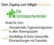Amazon für Schnäppchenjäger