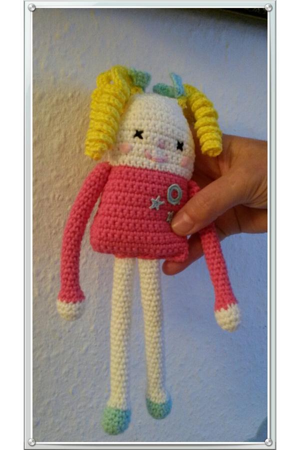 Amigurumi Puppe in Munster - Puppen kaufen und verkaufen ...