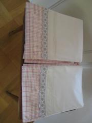 Antike Bettwäsche