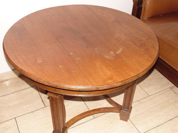 M bel einrichtungen antiquit ten antiquit ten for Holztisch gebraucht