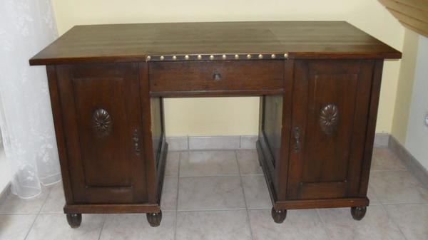 alt schreibtisch neu und gebraucht kaufen bei. Black Bedroom Furniture Sets. Home Design Ideas